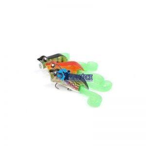 Popper grenouille 5.5cm 11.1g frog leurre de surface