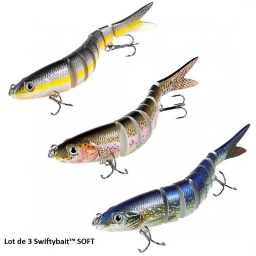 Swiftybait™ Swimbait réaliste