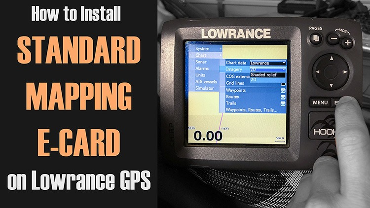 How To Install Standard Mapping E Card In Lowrance Gps.jpg